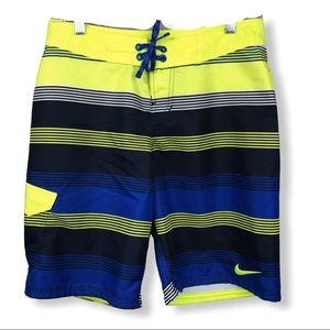 Nike Boys Lane Drift Board Shorts size XL